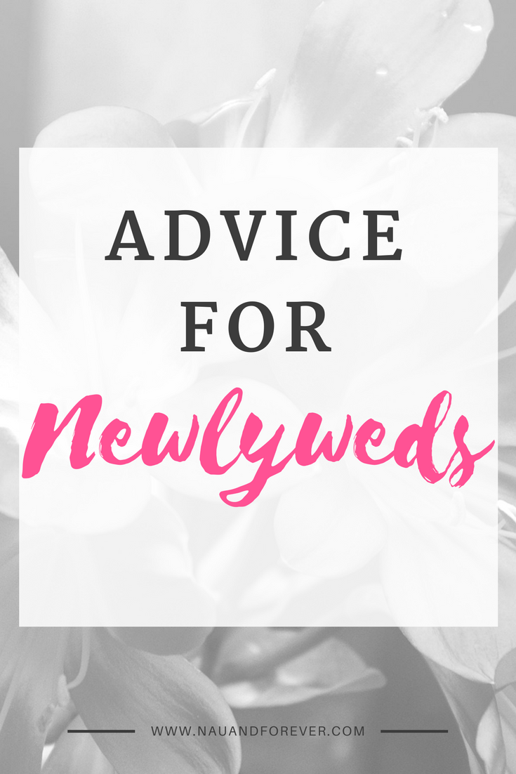 Advice for newlyweds
