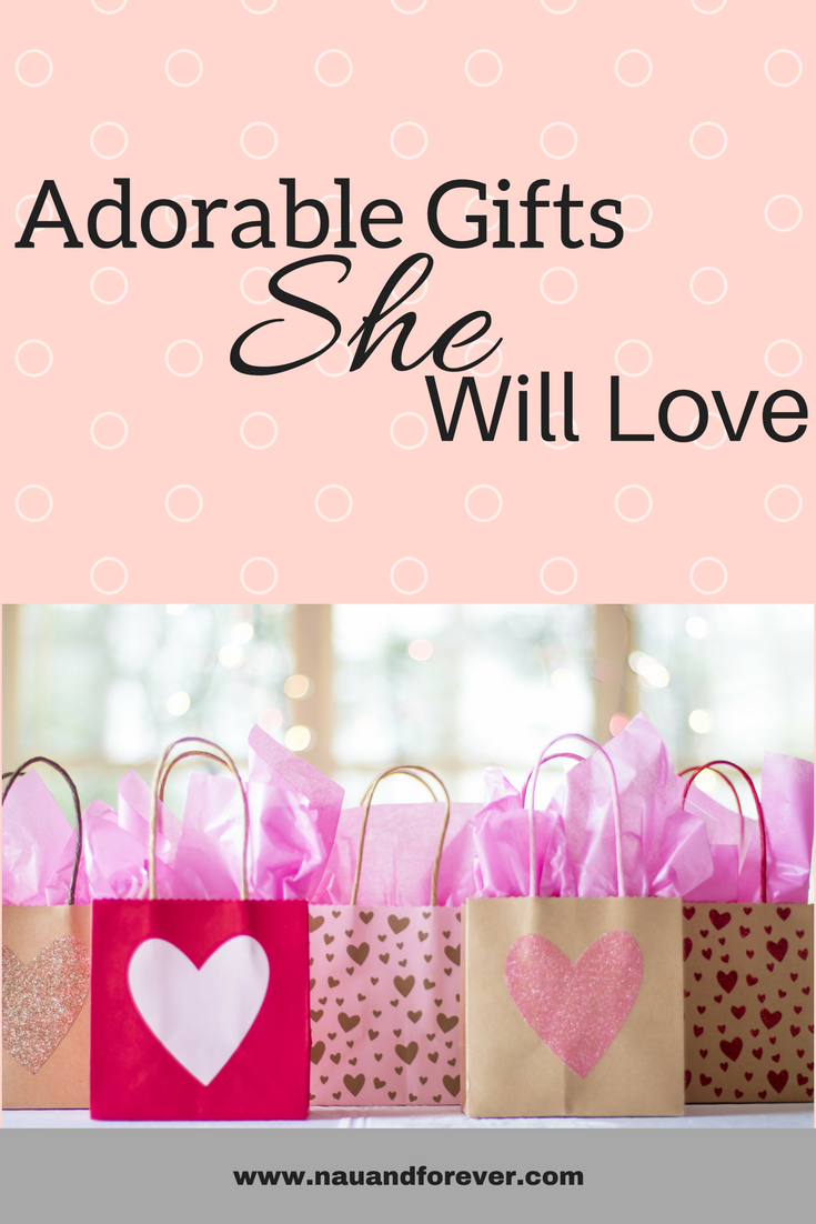 Adorable Gifts She Will Love