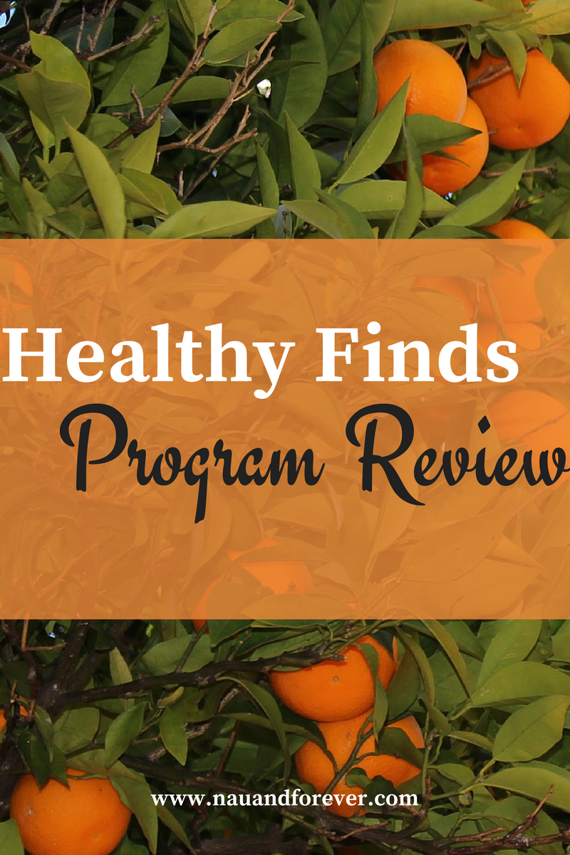 Program Review: Healthy Finds