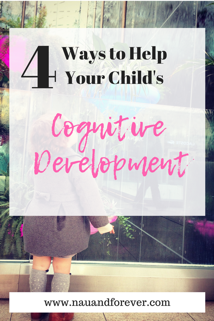 4 ways to help your child's cognitive development