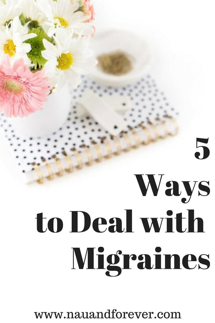 5 ways to deal with migraines