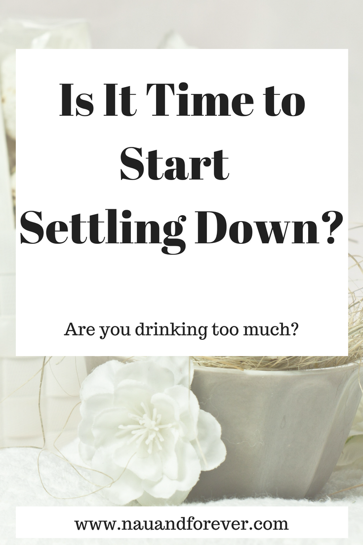 Is It Time to Start Settling Down-
