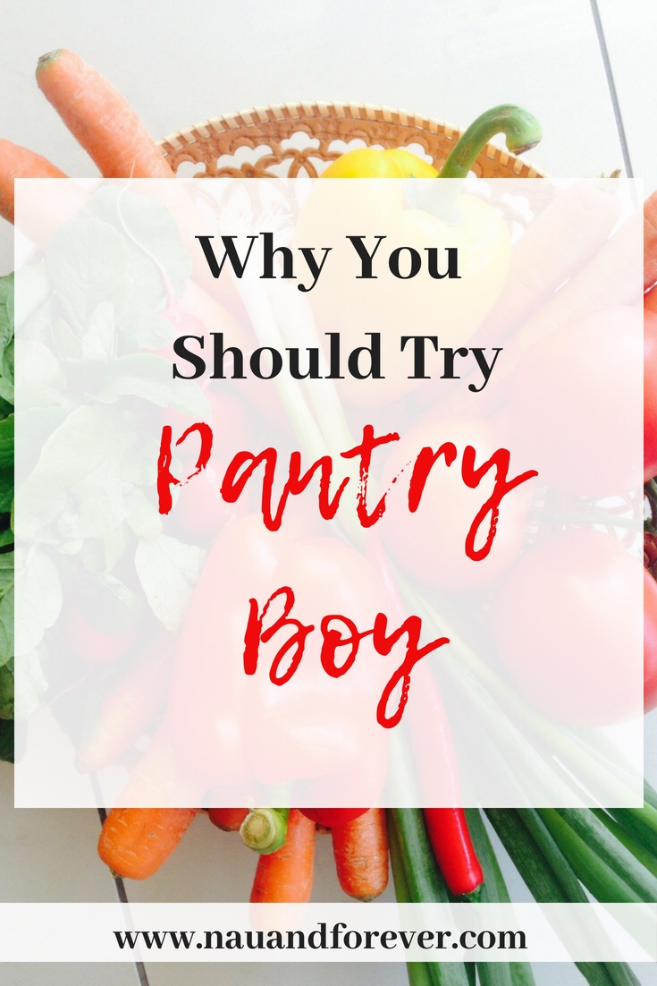 Why you should try Pantry Boy