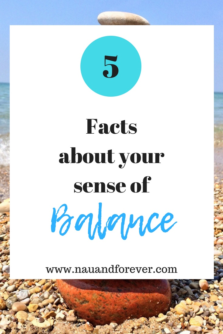 5 facts about your sense of balance