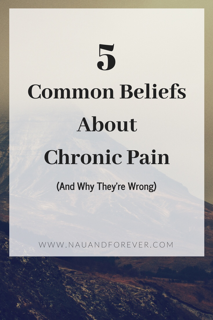 5 Common Beliefs About Chronic Pain (And Why They're Wrong)