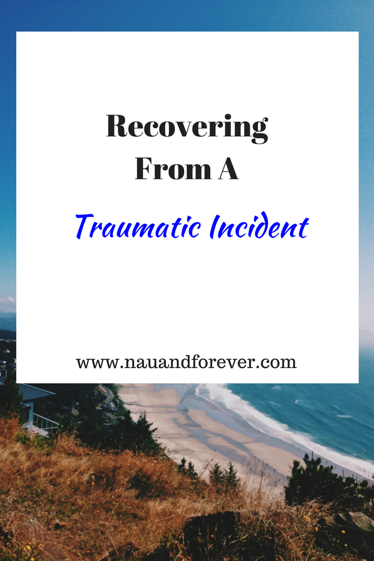 recovering from a traumatic incident
