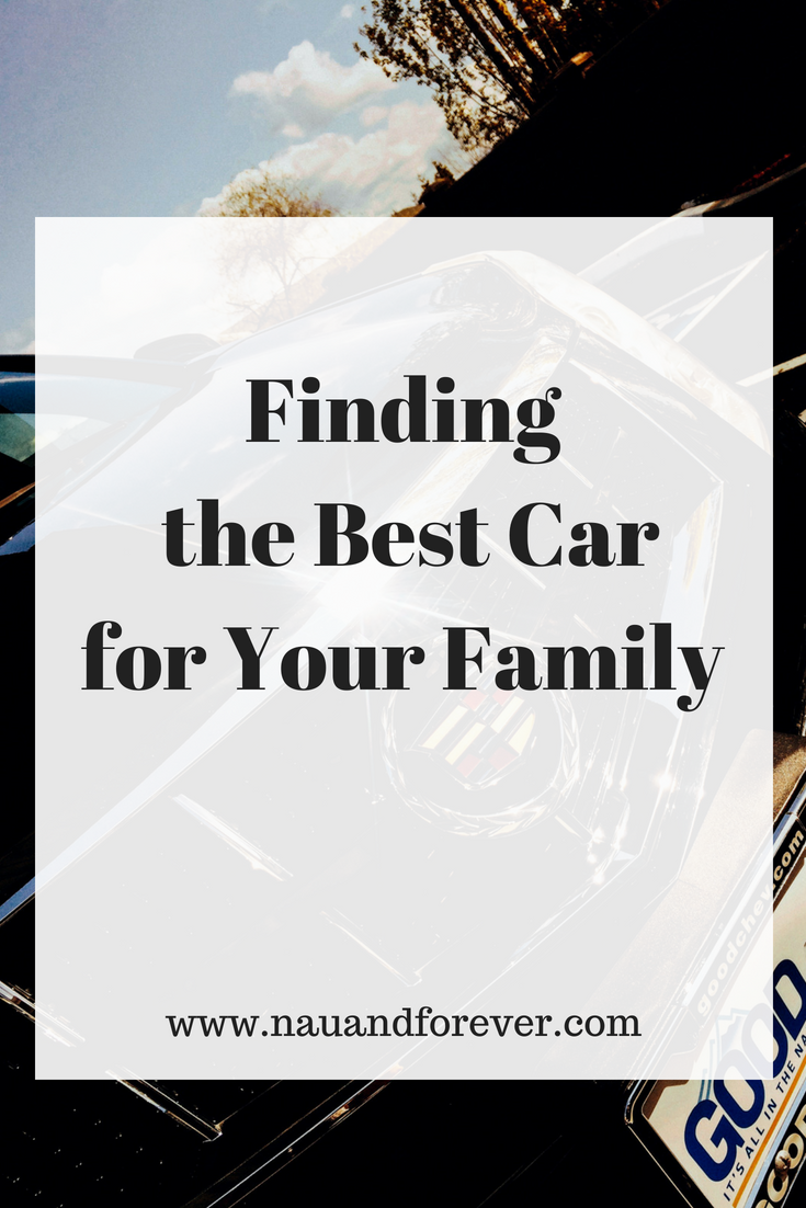 Finding the Best Car for Your Family