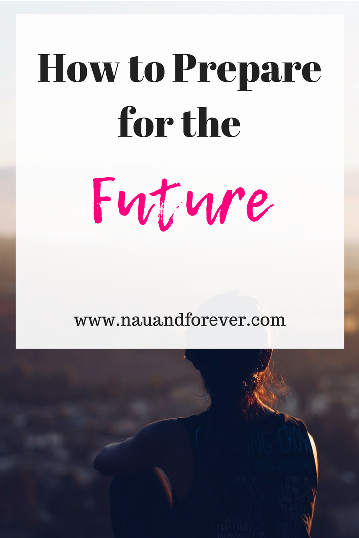 how to prepare for the future