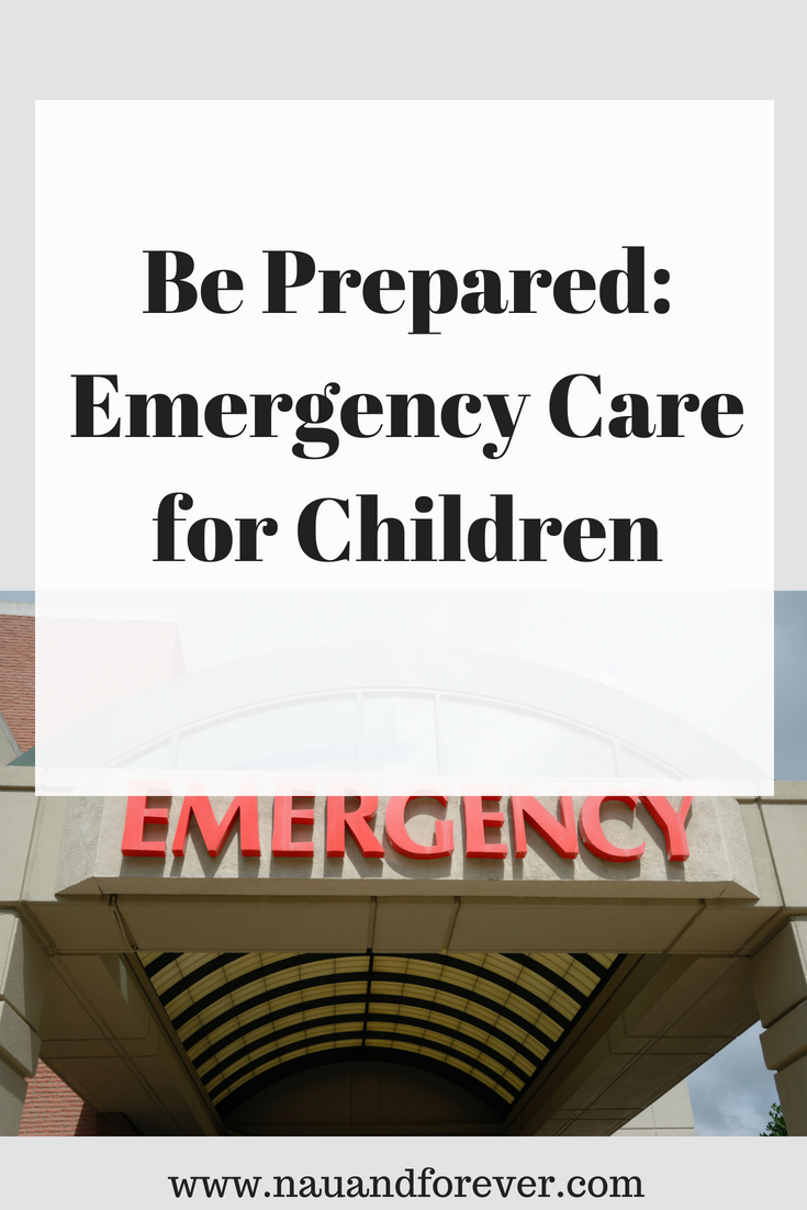 Be Prepared_ Emergency Care for Children