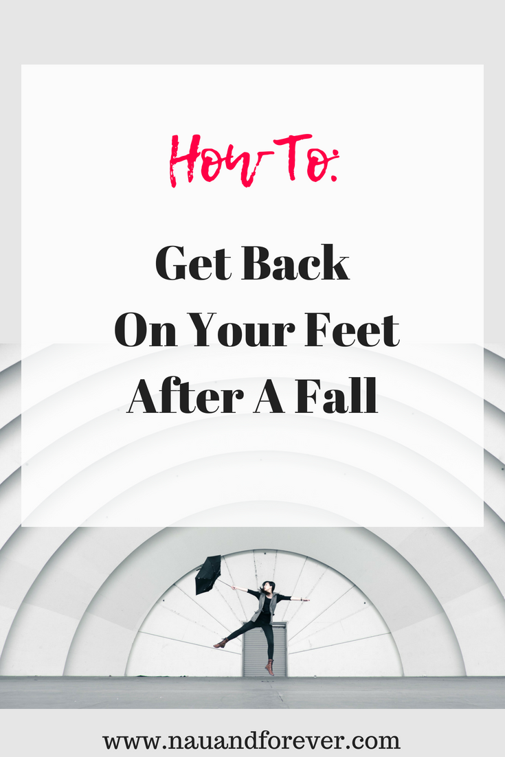 Get Back On Your Feet After A Fall