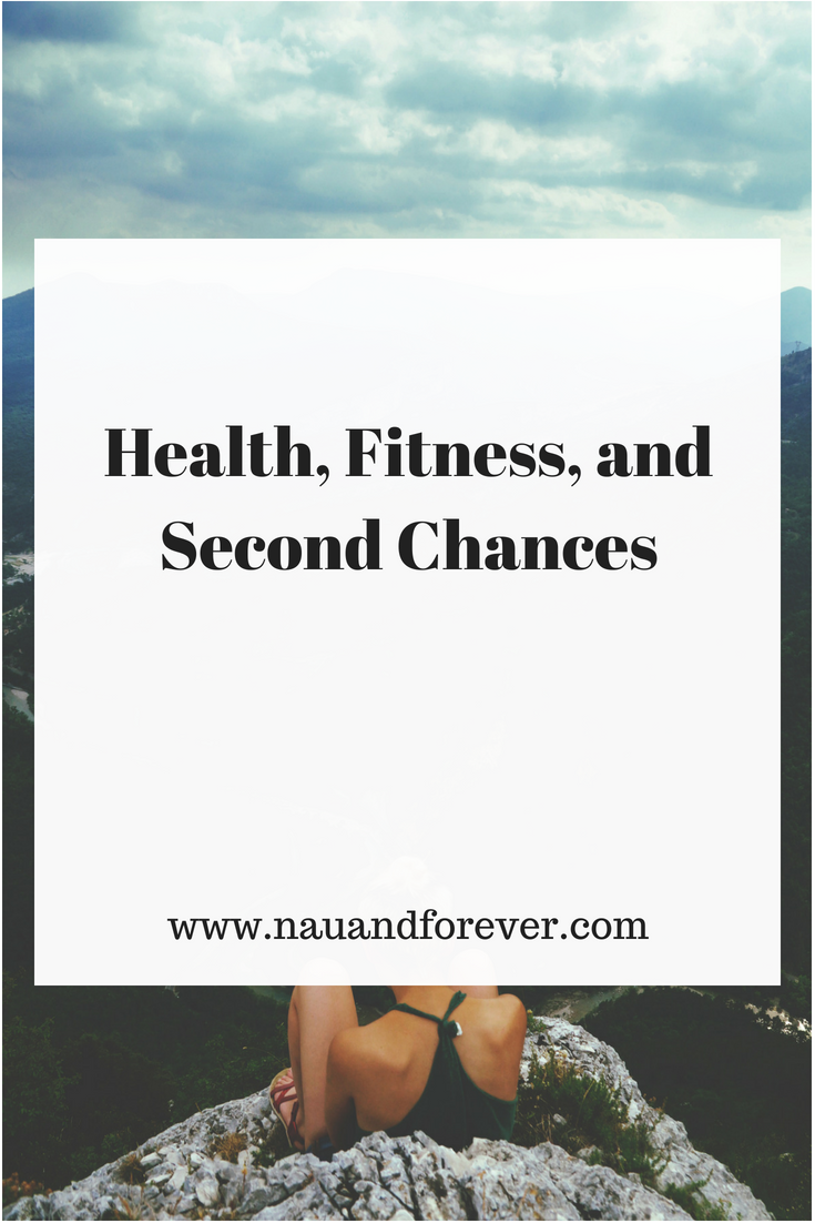 health, fitness, and second chances