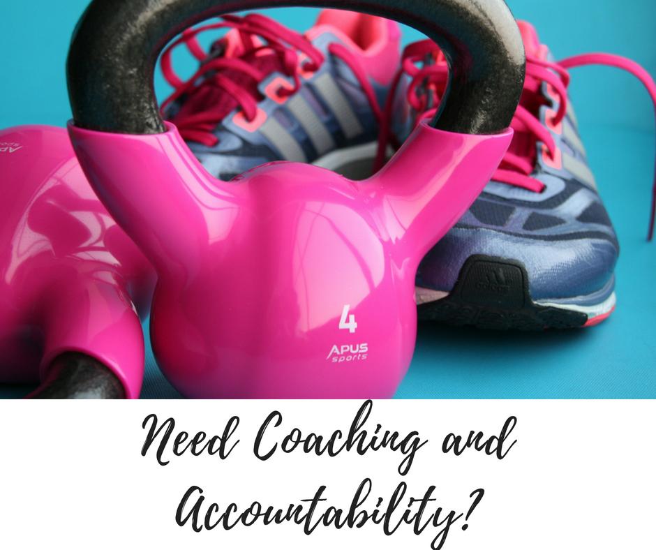 Need Coaching and Accountability_