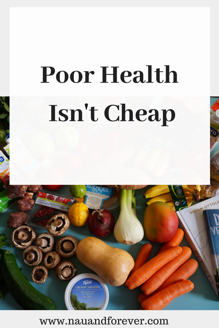 Poor Health Isn't Cheap