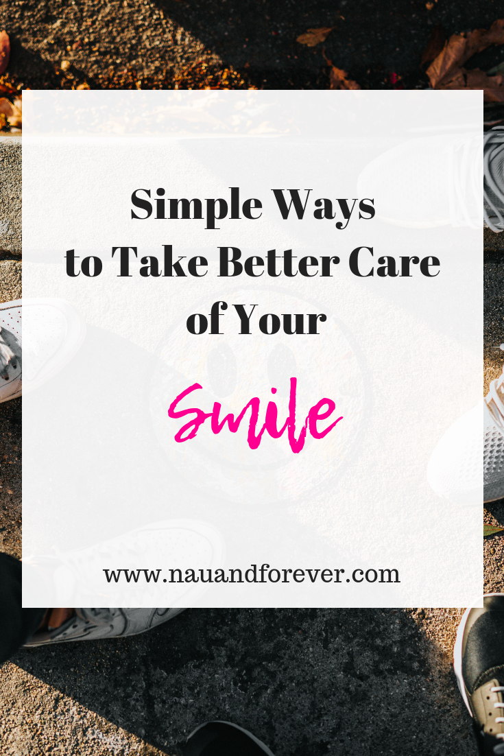 Simple Ways to Take Better Care of Your Smile