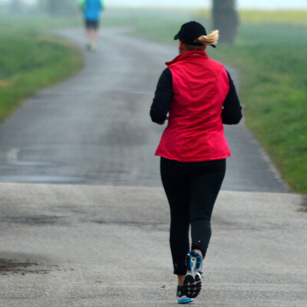 how to stay safe while getting fit outdoors