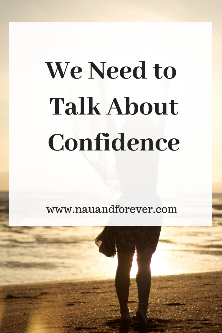 We Need to Talk About Confidence