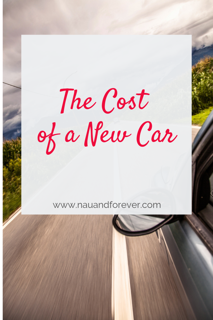 The Cost of a New Car