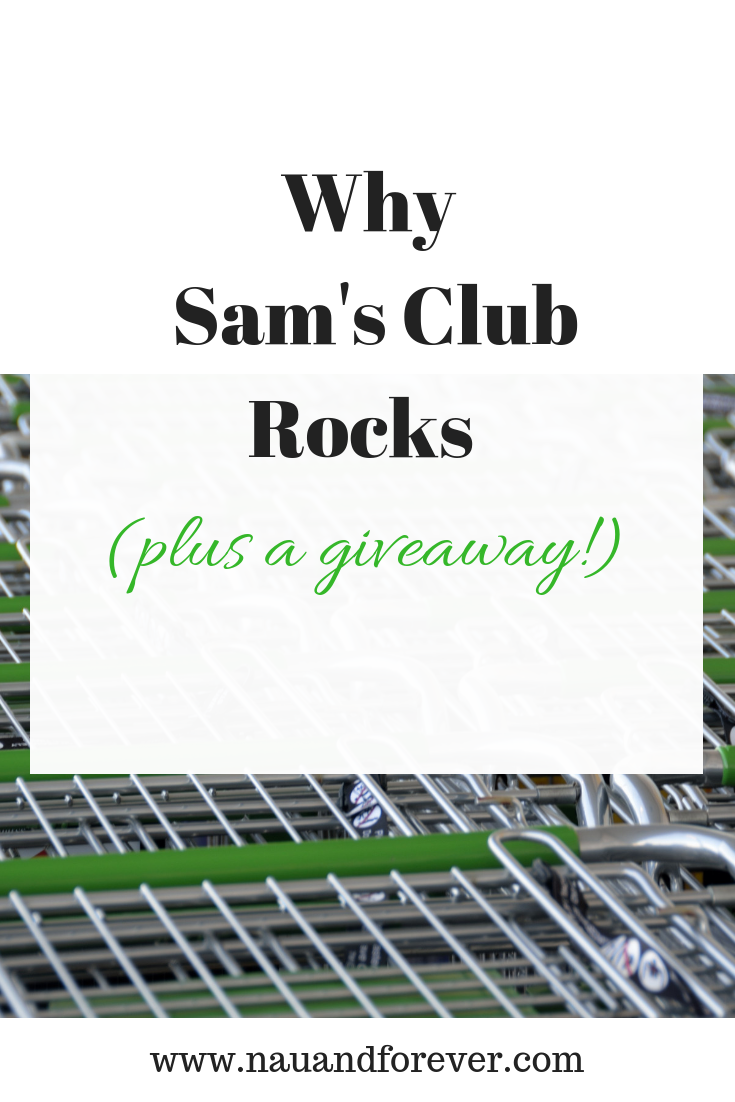 why sam's club rocks