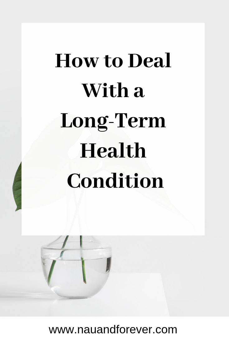 how to deal with a long-term health condition