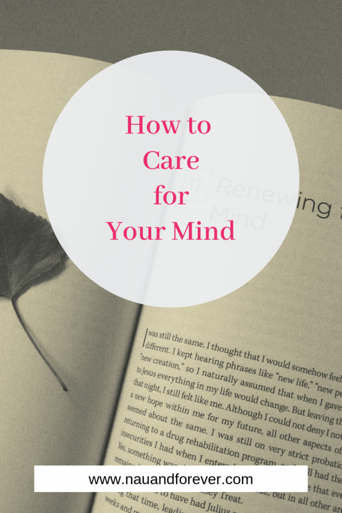 How to Care for Your Mind