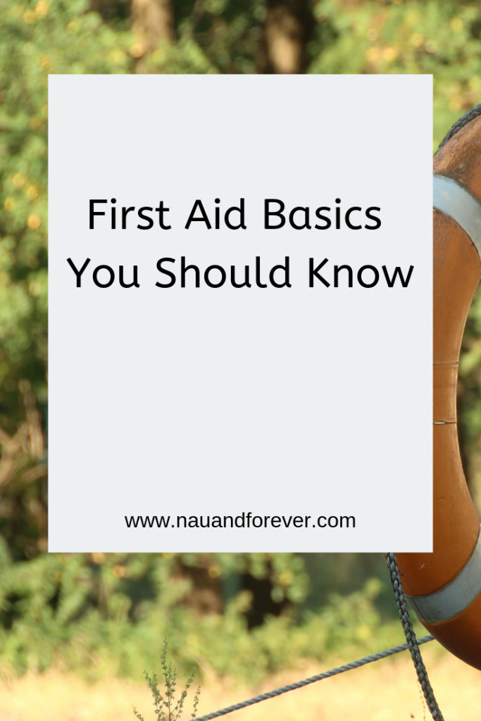 First Aid Basics You Should Know
