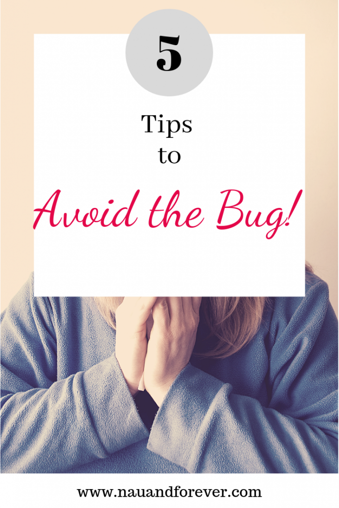5 tips to avoid the bug
