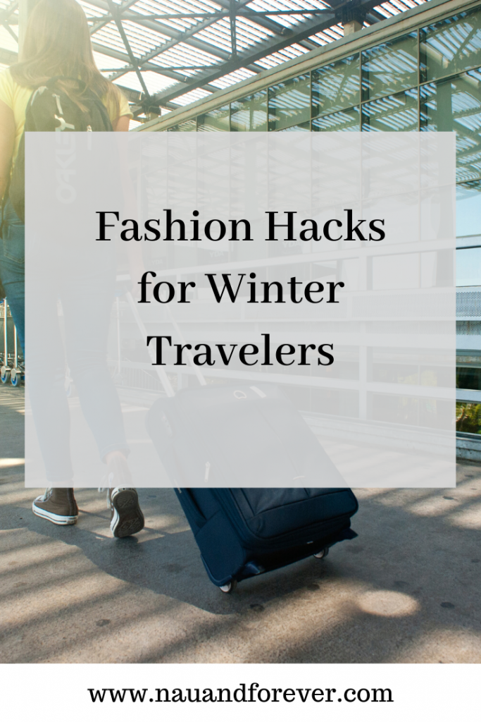fashion hacks for winter travelers