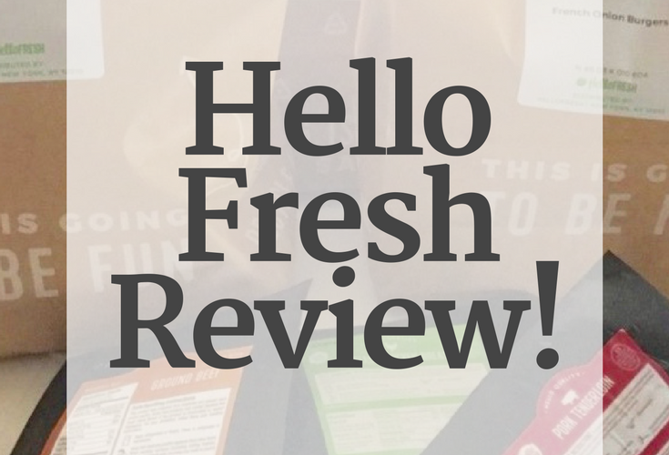 Hello Fresh Review!