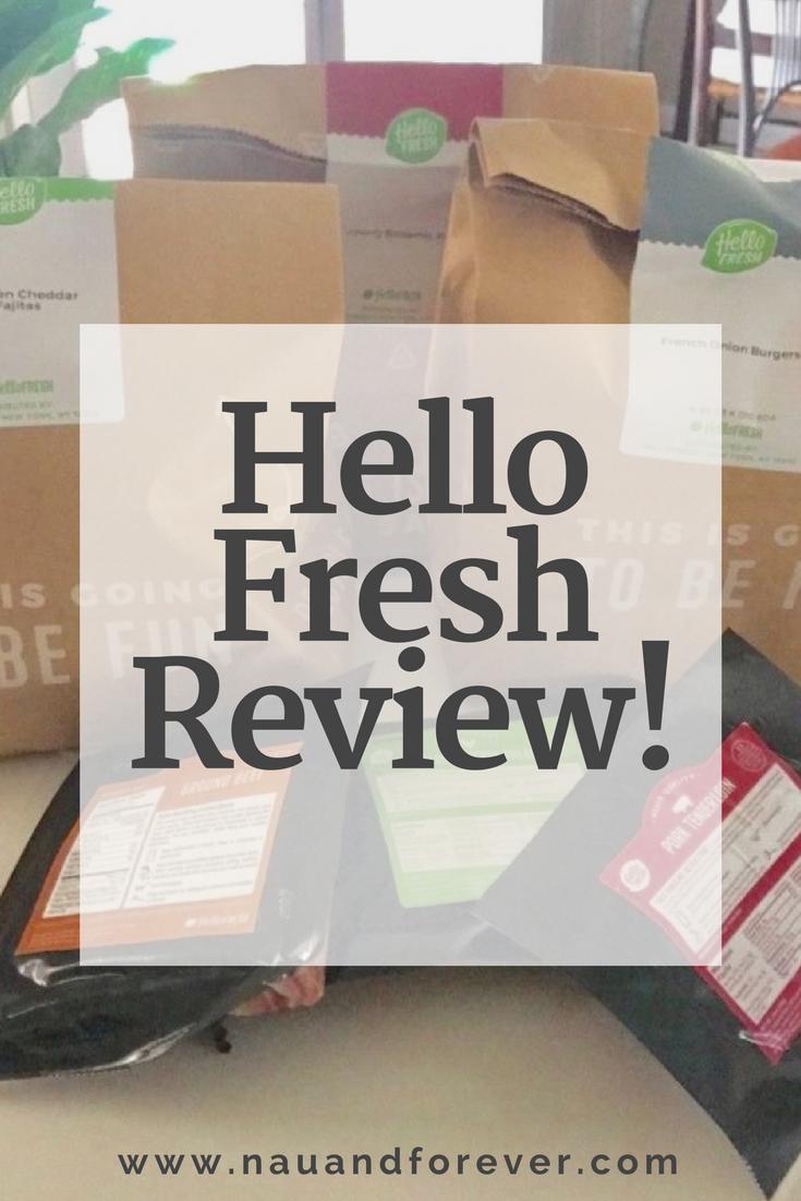 Hello Fresh Review!