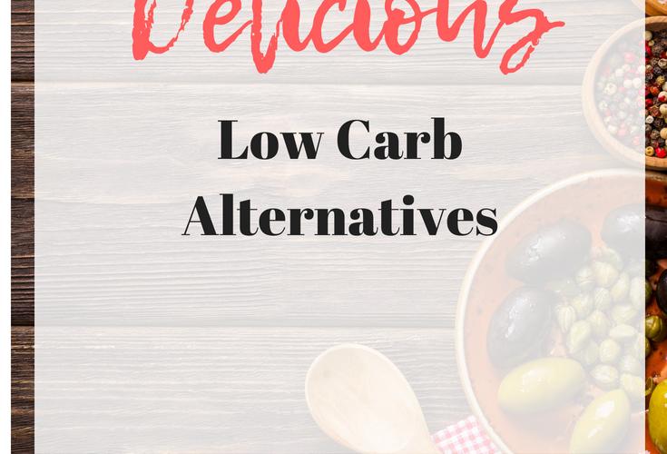 6 delicious low carb alternatives