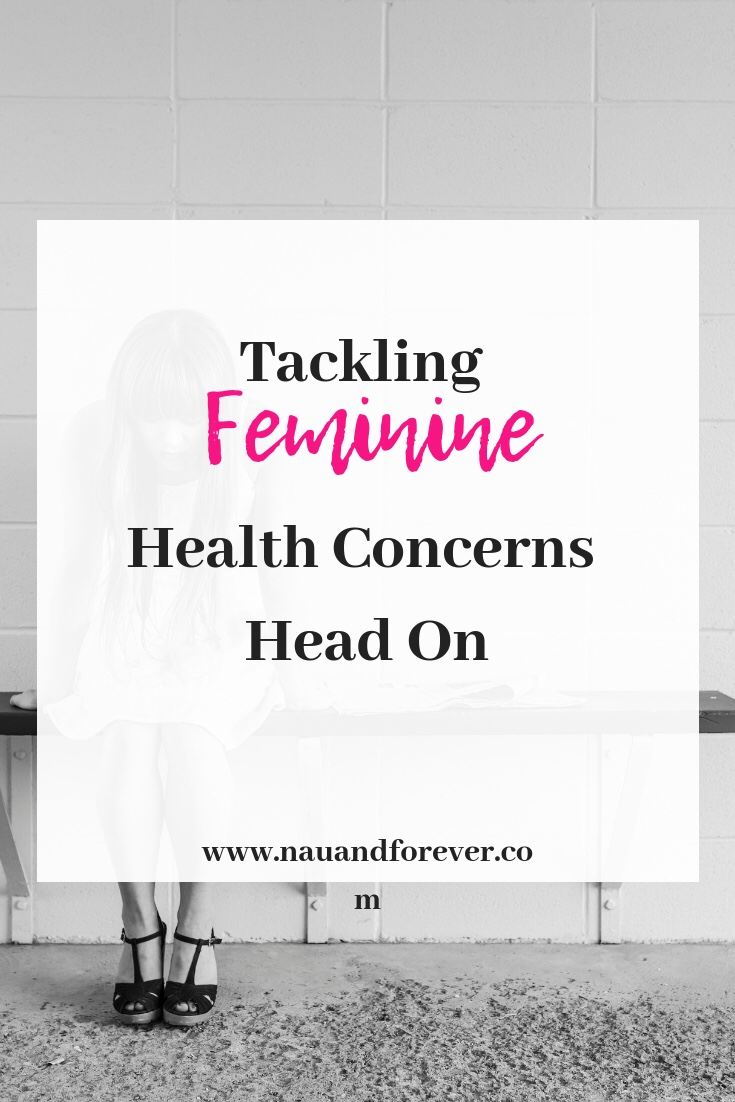 Tackling 2 Feminine Health Concerns Head On